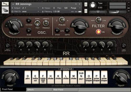Emulator II OMI Universe of Sounds: Vol 1 – Rhythmic Robot Audio