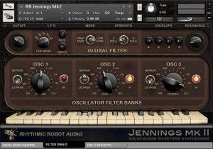 Jennings Mk2 filters