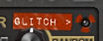 Shortwave glitch button