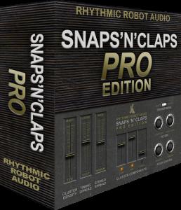 Snaps N Claps PRO box shot