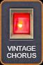 Vintage Chorus button