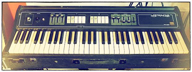 Roland RS202 original Kontakt Instrument