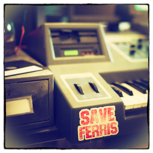 Ferris would, we think, be proud of our Emulator II Kontakt libraries!