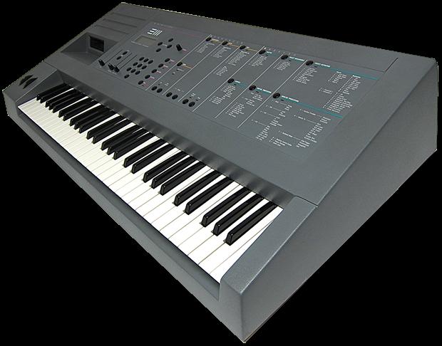 Emulator III Kontakt instrument original