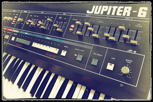 Jupiter 6 Kontakt instrument