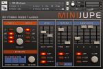 MiniJupe Kontakt instrument panel