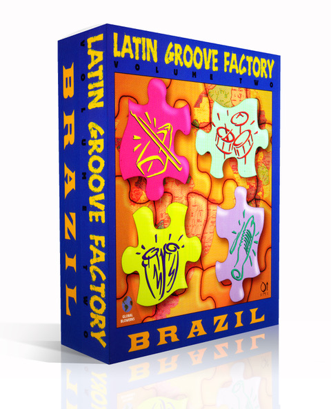 Latin Groove Factory Brazil
