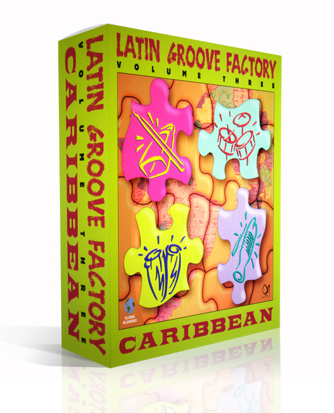 Latin Groove Factory Caribbean 2