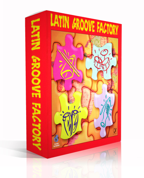 Latin Groove Factory V1 Afro Cuban