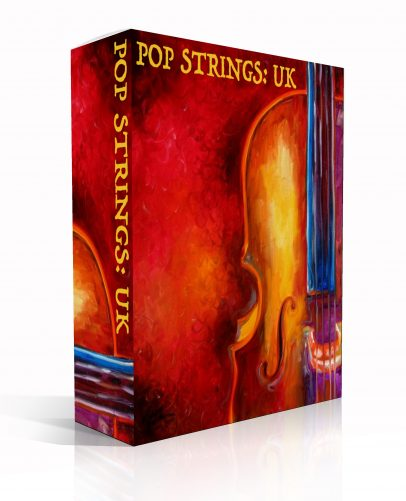 Pop Strings3D Box