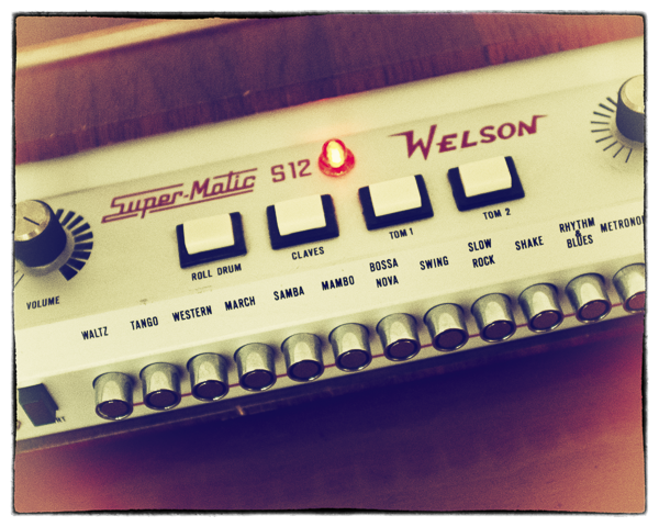 The original Welson SuperMatic S12, now recreated for Native Instruments Kontakt v4.2.3 and above!
