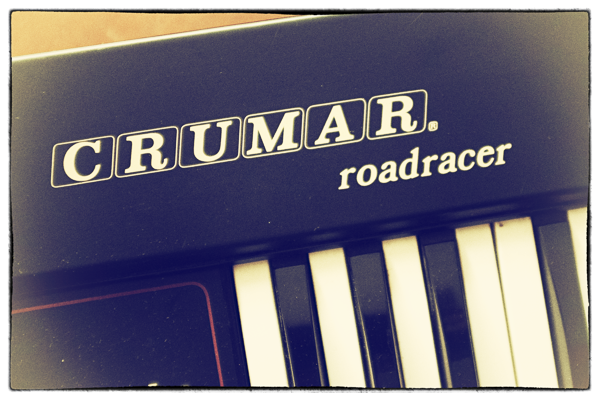The Crumar RoadRacer electronic piano – now recreated for Kontakt!